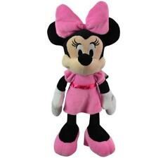 """Minnie Mouse """"Pink Dress"""" 15.5"""" Plush with Hangtag"""