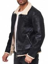 Manteaux et vestes verts coton taille L pour homme