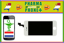 IPHONE 5S WHITE FRONT TOUCH SCREEN DIGITIZER LCD DISPLAY TO REPLACE