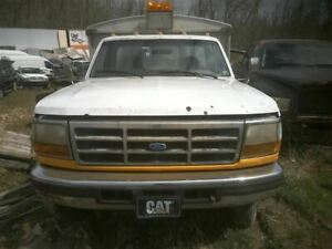 Driver Corner/Park Light Side Marker Fits 92-97 FORD F250 PICKUP 87411