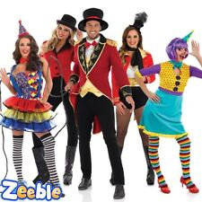 Ringmaster Circus Fancy Dress Costume Lion Tamer Adult Ladies 2xl 24-26