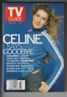 TV Guide Mag Celine Dion Says Goodbye November 20-26, 1999 111919nonr