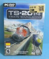 Train Simulator TS 2014 (PC, 2013) Game Disc Included BRAND NEW