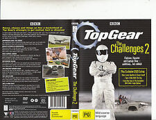 Top Gear:The Challenges 2-2002/14-TV Series USA-7 Episodes[282 minutes]-DVD