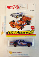 Hot Wheels Flying Customs * '81 Ford Fairmont BLUE * M4
