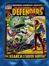 DEFENDERS # 2, Oct. 1972, By Englehart & Buscema, FINE-VERY FINE Condition
