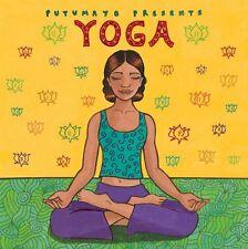 Various Artists, Putumayo, Putumayo Presents - Yoga [New CD]
