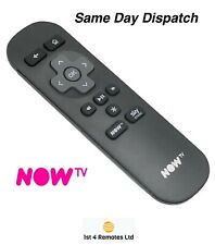 More details for now tv replacement smart remote control for sky now tv box roku 1 2 3 brand new
