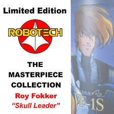 "Robotech Macross Limited Edition Masterpiece VF-1A Roy Fokker ""Skull Leader"""