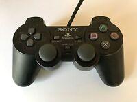 PS2 Original Controller Schwarz DualShock 2 Sony PlayStation SCPH-10010