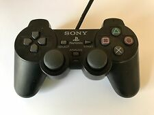 Ps2 original Controller negro DualShock 2 Sony PlayStation SCPH - 10010