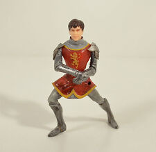 "2005 King Edmund Pevensie w/ Armor 4.5"" Action Figure Narnia Lion Witch Wardrobe"