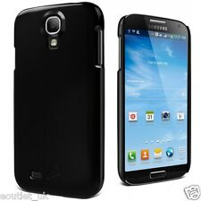 Cygnett Form Slim Glossy Samsung Galaxy S4 Case Cover - Onyx Black NEW