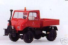 BREKINA HO - # 39080 - Unimog 421 Berlin Fire Dept.