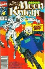 Marc Spector: Moon Knight # 25 (guest: Ghost Rider, 52 pages) (USA, 1991)