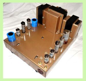 Leak Stereo 20, 50, 60, TL12, TL10  & TL12.1 electronic refurbishment.