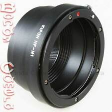 Kipon Nikon F mount AI lens to Nikon 1 mount camera adapter J1 V1 as Nikon FT1