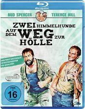Blu-ray ZWEI HIMMELHUNDE AUF DEM WEG ZUR HÖLLE # Bud Spencer, Terence Hill ++NEU