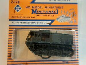 Roco Minitanks 1//87 WWII Windshield and Side Window Accessory Set Lot #3858K