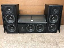 Miller & Kreisel M&K 750 MK II THX Speakers Gold Series LCR Set