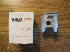 NOS 1989-92 Yamaha YZ80 Piston O/S 0.25 1st Over NEW Vintage YZ 80 Motocross MX
