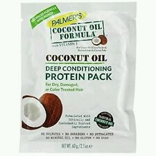 Palmers Coconut Oil Formula Deep Conditioning Protein Pack - 60g x 2