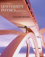 University Physics with Modern Physics by Hugh D. Young and Roger A. Freedman...