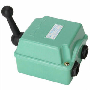 15A Wasserdicht Staubdicht Einfach Betrieb Drehschalter Trennschalter Starkstrom