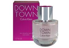 CALVIN KLEIN DOWN TOWN Eau de Parfum Profumo Fragranza Spray Donna 50 ml