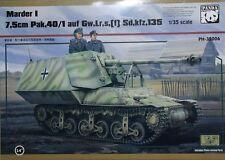 Marder I  7.5cm Pak.40/1 auf Gw.Lr.s.(f) Sd.kfz.135 - art. PH-35006  -Panda 1/35