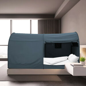 Bed Tent Canopy Bed Canopy Frames Tent Private Space Tent Full Size Alvantor
