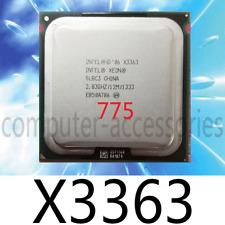 Intel Xeon X3363 2.83GHz SLBC3 Cach 4-Core LGA 775 CPU Processors similar Q9650