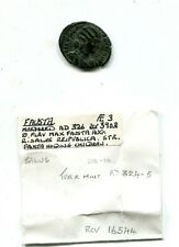 rome fausta 2ns wife of constantine  ad 323   ae3 , 18mm, scarce coin