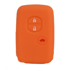 3 Button Remote Key Cover Case Fob Fit For Toyota Prius Prado Yaris Avensis