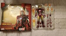 Bandai S.H.FIGUARTS IRON MAN Ironman 2 MARK VI Complete