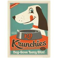K9 Krunchies Dog Food Ad Decal Peel and Stick Decor