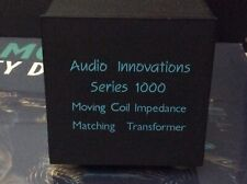 Audio Innovations Series 1000 SUT Transformer For MC Cartridges-Audio Note AN-S2