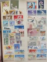 Thematic stamps Sports