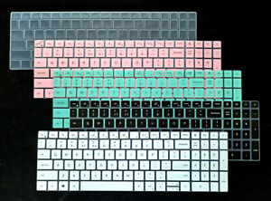 Keyboard Skin Cover for Dell Inspiron 15-5510 15-5515 15-5518 Vostro 5510 5515