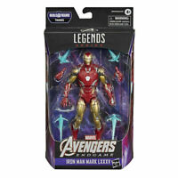 "Hasbro Marvel Legends Avengers Best of Wave BAF Series (Thanos) Iron-Man 6"" New"