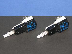 Preh Netzschalter ME5A Schalter Power Switch 2 Stück Lot