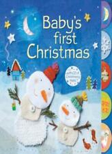 Baby's First Christmas (Book & CD),Fiona Watt