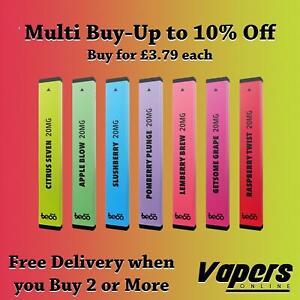 ULTD Puff Bars Puff Bar Disposable - approx 300 puffs each