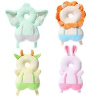 Baby Head Protection Pillow Cute Cartoon Breathable Infant Anti-fall Pillow R1BO