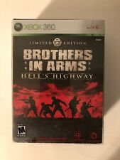 Brothers in Arms Hell's Highway Limited Edition Xbox 360