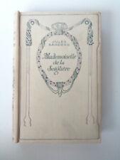 JULES SANDEAU Mademoiselle de la Seiglière Editions Nelson Livre ancien