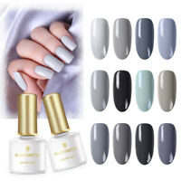 6ml BORN PRETTY Grey Series Color UV Gel Nail Polish Soak Off  Varnish