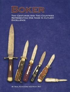 Boker Knives Book Two Centuries - Two Countries - Cutlery Excellence