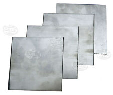 3 photos Feuille de zinc 20x26,5cm ép 0,26mm