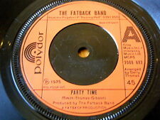 "Le griller BAND-Party Time 7"" vinyl"